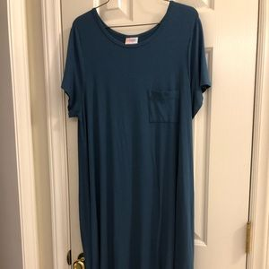 LuLaRoe Size Large Carly Dress